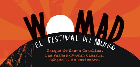 WOMAD Festival Gran Canaria