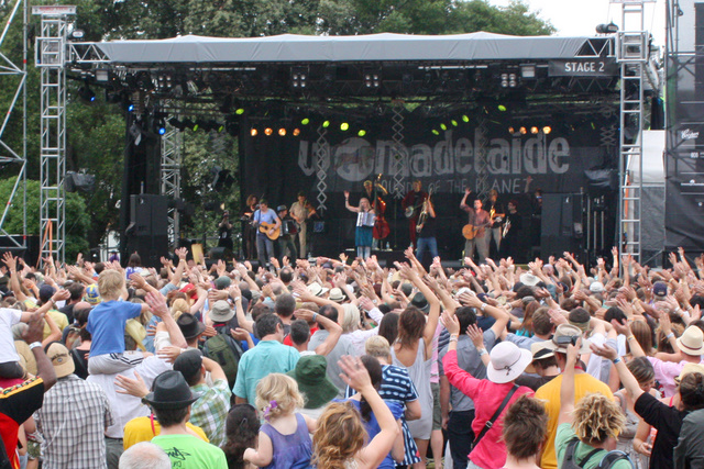 Womadelaide 2011