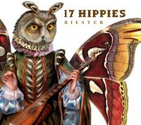 Cover 17 Hippies - Biester