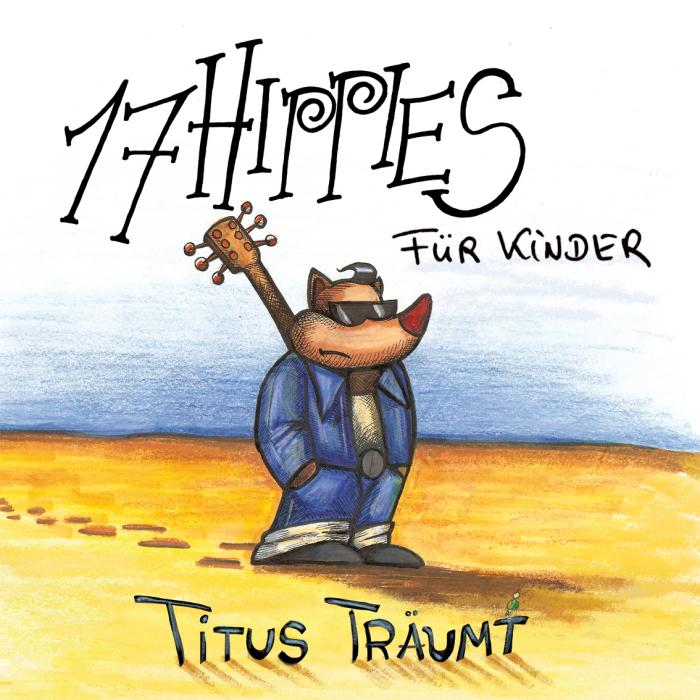 17 Hippies für Kinder - Titus-Cover