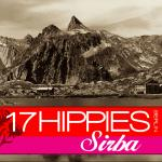 Cover 17 Hippies - Sirba